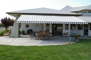 Beau A Patio Awning From Sunesta Can Help You Make The Most Of Your Outdoor Space