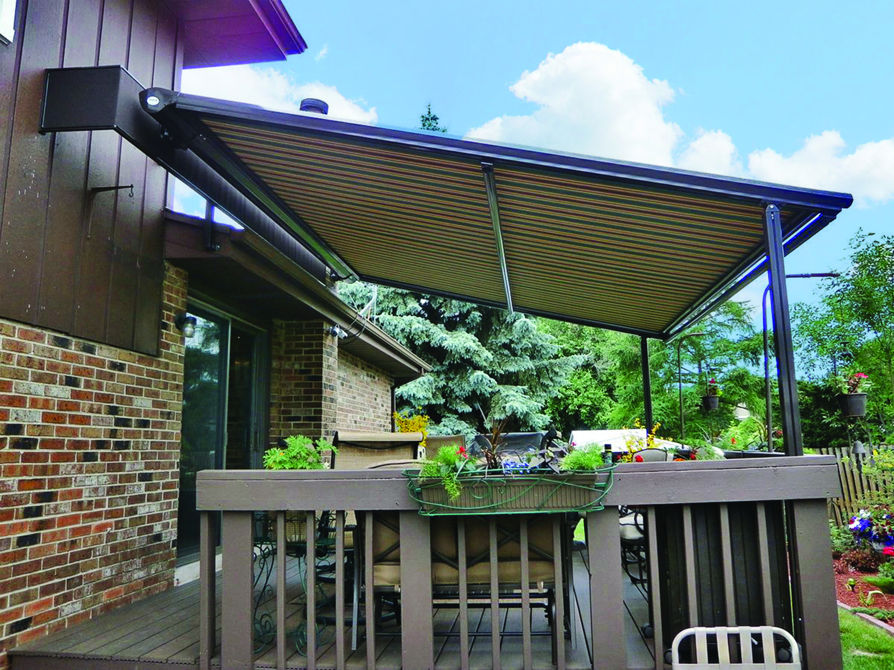 retractable sunesta wind awnings with pin new motorized sensor awning