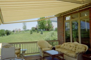 Front Porch Awning