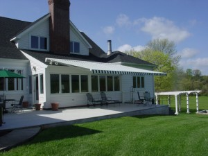 Backyard Awnings