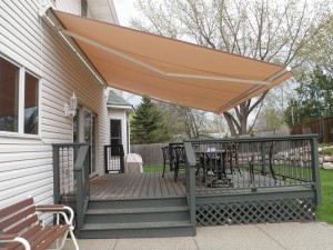 Retractable Awnings For Your House In Charlotte NC