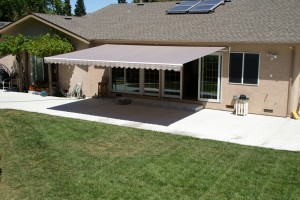 Create The Ideal Shade For Your Patio With Retractable Awnings By Sunesta