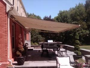 sunesta retractable awnings sun shades for patios