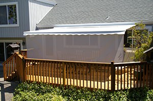 Awning for deck & Awning for Deck