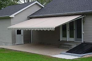 modern awnings