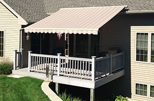 Retractable awnings Clifton Park NY