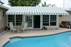 Retractable awnings West Palm Beach FL