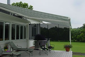 Having A Roof Awning Installed Is Great Way To Extend Your Living Area And Make Better Use Of The Outdoor Space Around Home Especially When You