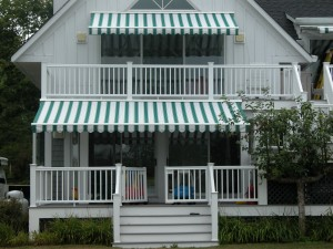 Front Door Awnings