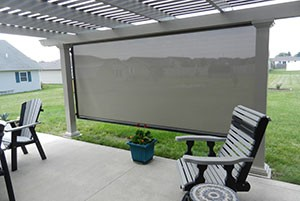 enclosure our privacy your sun shutters asp the of outdoor pennsylvania flying insects prvacyscreensshutters screens systems glare operated and avoiding mechanically screen patio space expand one with nuisance living while