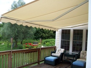 Motorized Retractable Awnings