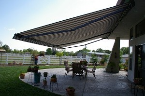 Have A Retractable Awning Designed For Your Home In Middletown Township NJ By Sunesta