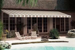 Large Retractable Awnings