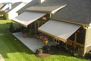 Beautiful Patio Awnings And Canopies For Homeowners Throughout The United  States