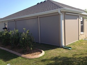 High Quality Outdoor Privacy Screen
