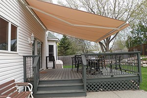 Beau Awning For Patio