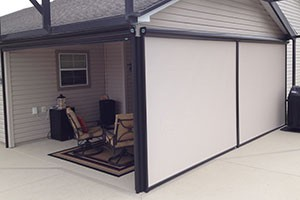 Patio Privacy Screen