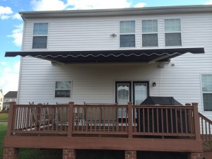 Awning for Deck