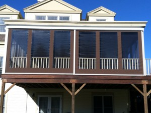 Outdoor Shades for Patio
