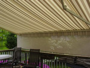 Outdoor Roll Up Blinds