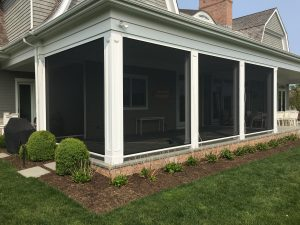 How Much Does It Cost To Add A Screened Patio