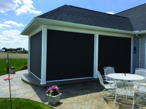 What is a Screen Patio?