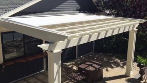 How Much Does It Cost to Build a Pergola? | Sunesta