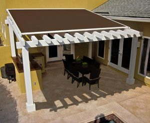 What is a Pergola With a Roof Called? | Sunesta