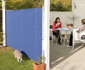 Retractable Side Awning, Outdoor Privacy Wall | Sunesta