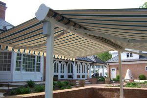 Patio Canopy Cover Retractable Awning Sunesta