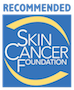 Recommended by Skin Cancer Foundation